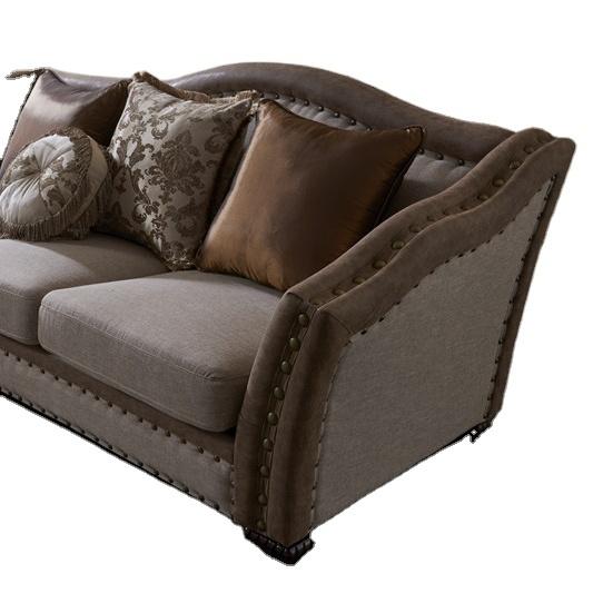 2021 furnitureliving room furniture american style corner fabric sofa sets