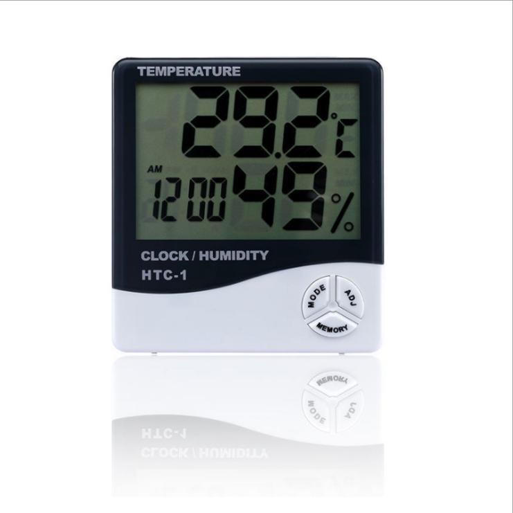 Digital Hygrometer thermometer HTC-1