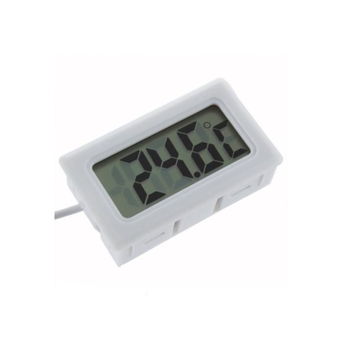 Rapid response handy digital temperature gauge for laboratories fish tank aquarium PET thermometer