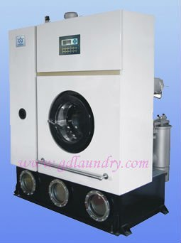 16kg-20kg electric type laundry dry cleaner machine for cloth