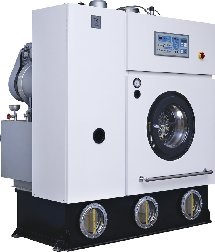 18KG 20KG full closed dry-cleaning machine laundry machine
