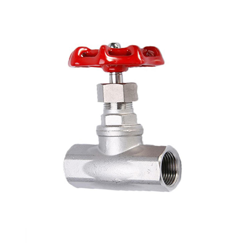 CF8M Stainless Steel American Type J11W Screw Female Globe Valve