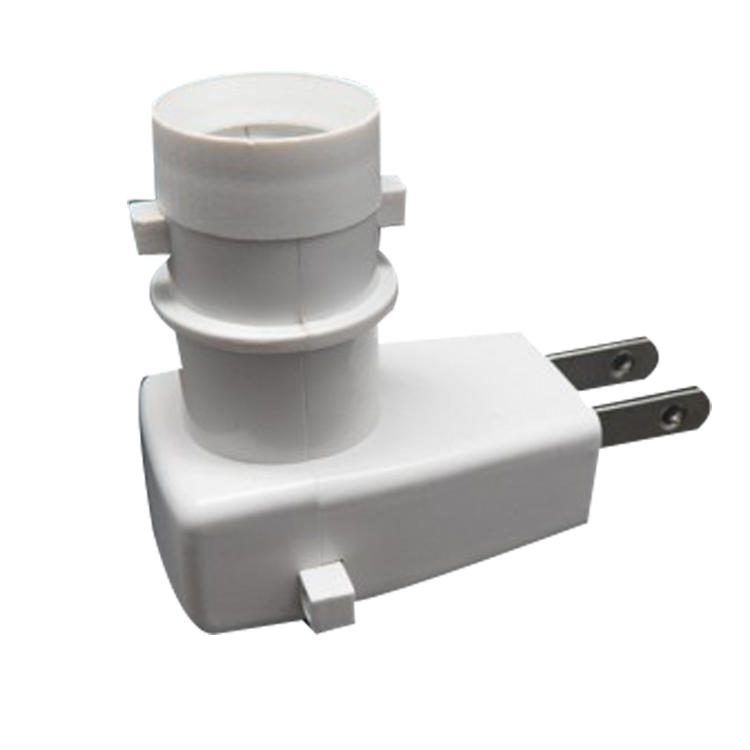 060 PSE approved Japan Switch E12 night light electrical plug in socket lamp holder with 5W or 7W and 110V or 120V