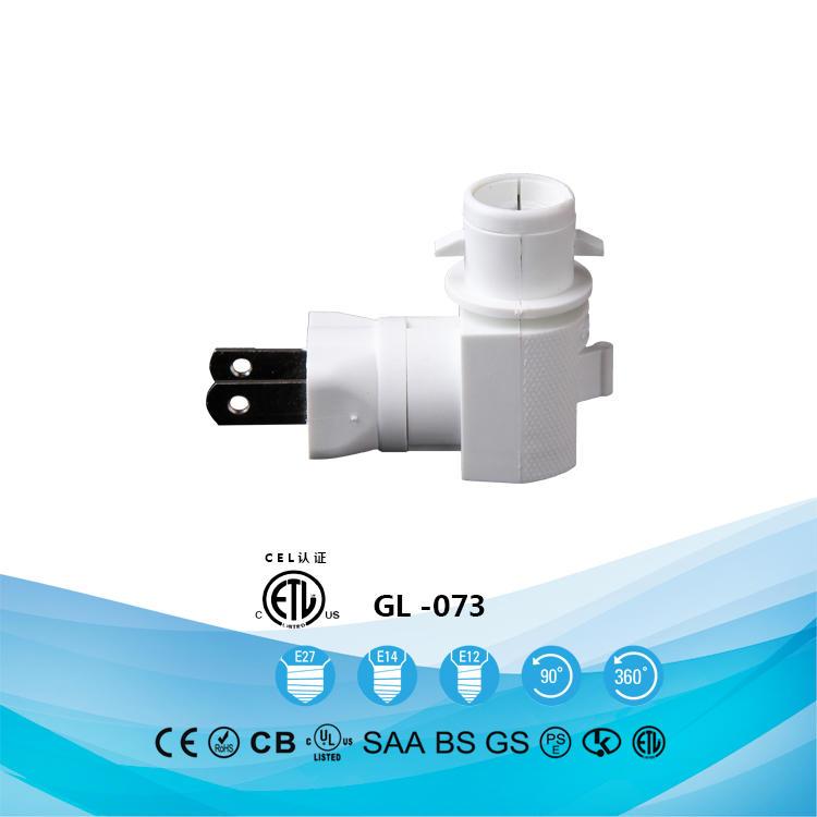 japan socket PSE certificate e12 holder japan lamp electrical plug socket