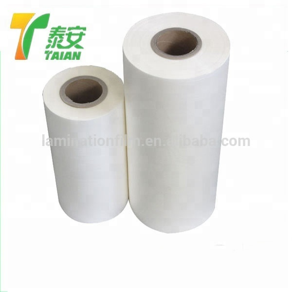 BOPP Lamination Film Glossy Roll, Bopp Lamination Film for Printing and Packing