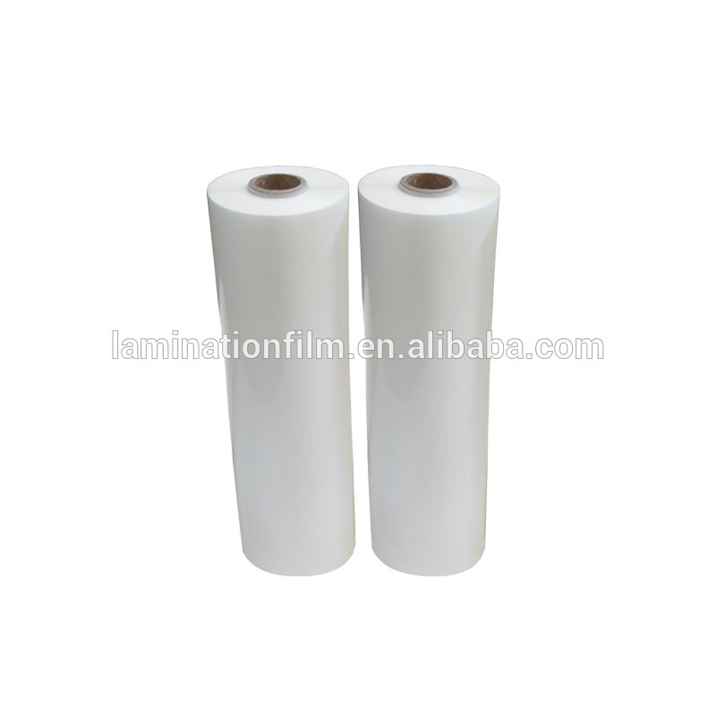 Matte Bopp thermal lamination film/micron stretch A3+ Size 32cm*25mic*200m
