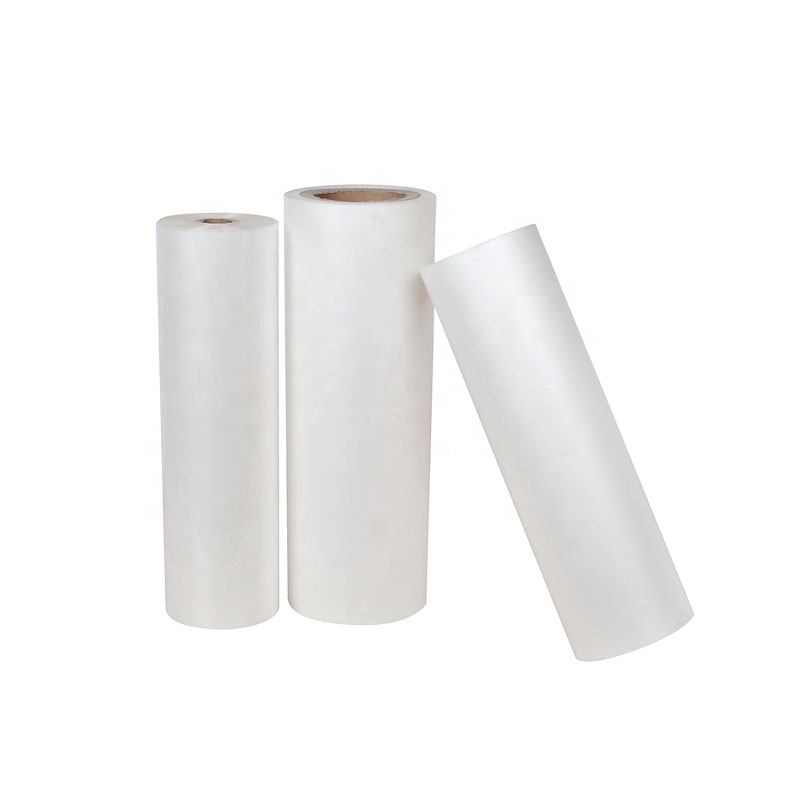 China Hot Sales Premium Gloss BOPP Thermal Laminating Film For Printing Industry