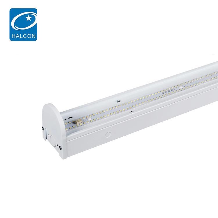 ETL DLC CE Wattagetunable color temperaturechangeable 2Ft 4Ft 8Ft 18W 24W 36W 42W 68W led light linear fixture