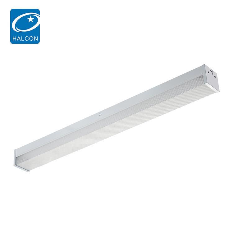 Energy Saving Stainless Steel 18w 25w 36w 45w Led Linear Strip Lighting Fixture