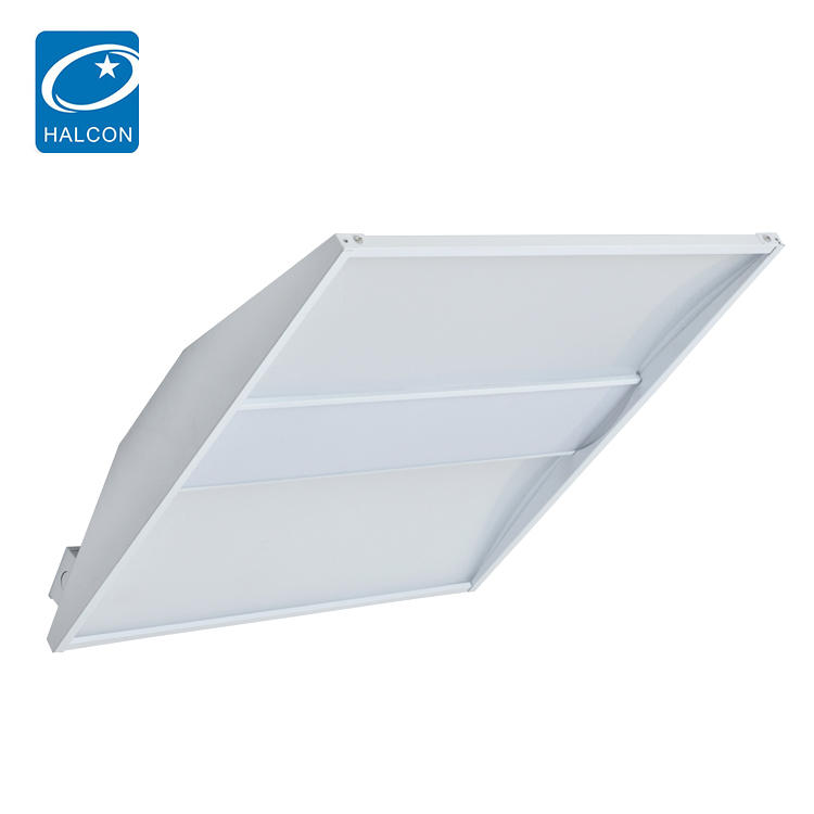 Zhongshan lighting hanging surface mounted 27 36 40 50 watt linear led troffer lamp