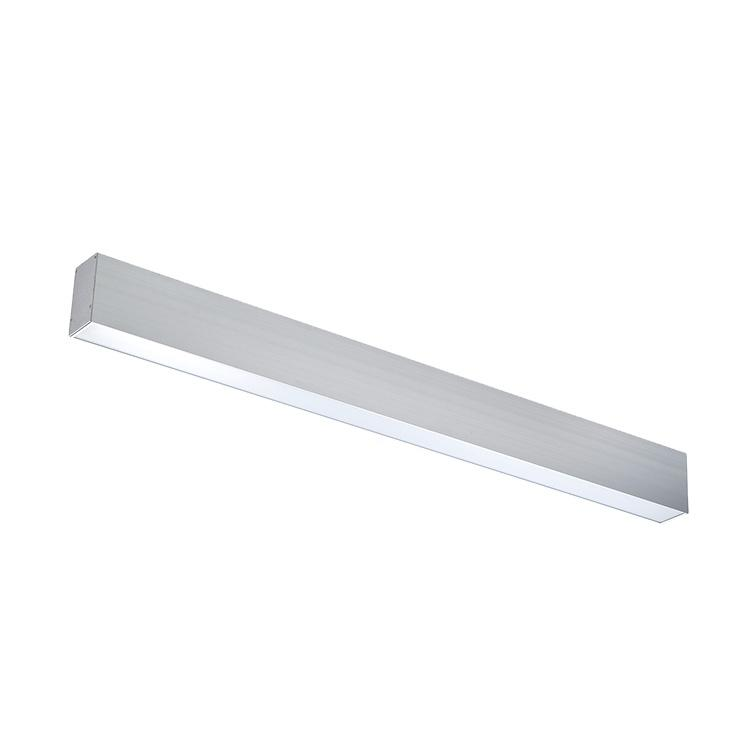 Surface Mounted Hanging 4ft 30w 40w listed office led pendant light