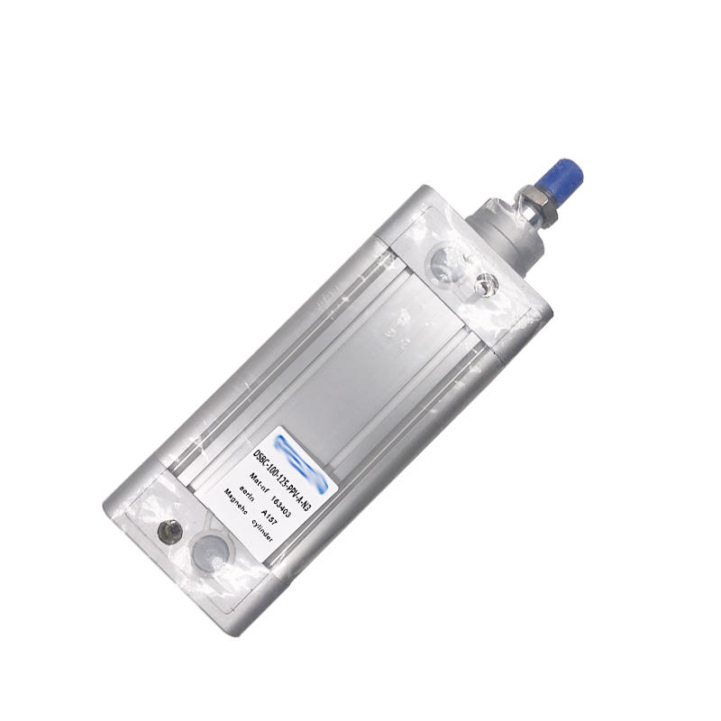 DSBC Series Based Cylinder 163403 DSBC-100-125-PPV-A-N3 Single Acting Air Pneumatic Cylinder