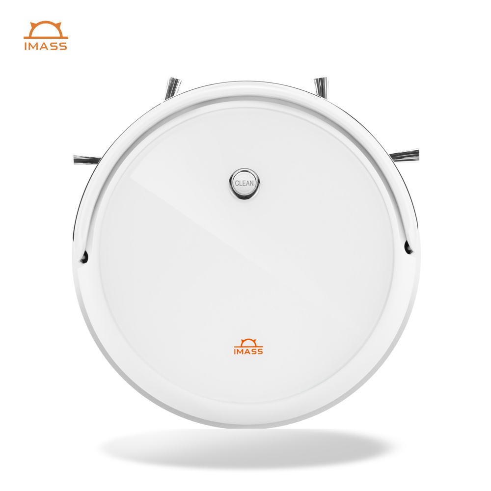 Smart Robot vacuum cleaner with different languages offer manufacture price and customize package with mop and sweep