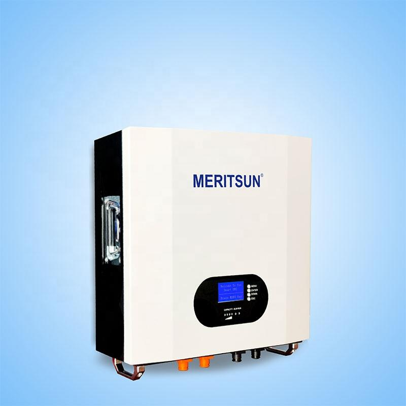 Patented Design 7KWh 6000cycle 48V 140Ah LiFePO4 Lithium Battery Energy Storage System for Hybrid Grid Solar Power System Home