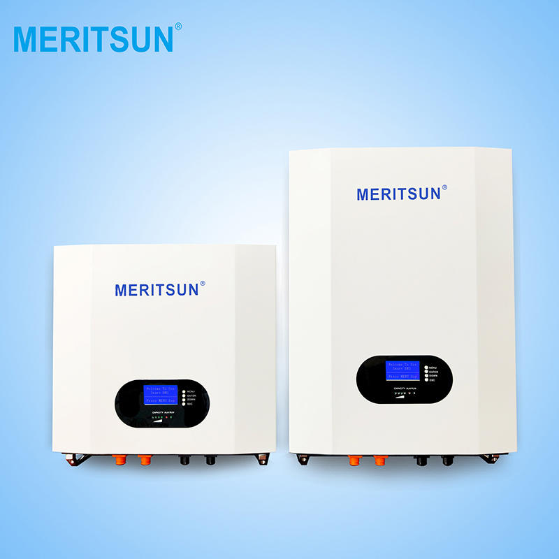 Patented Technologies 51.2v Lithium Ion Lifepo4 Battery Powerwall Home Battery 10Kwh