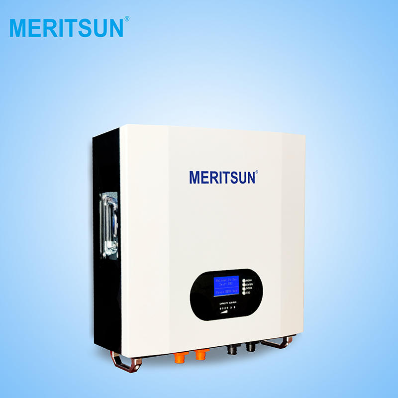 High Quality 48V 100AH 5KWH Solar Storage Powerwall Battery Lithium Rechargeable Battery Powerwall