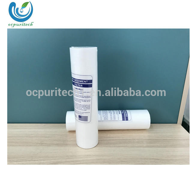Hot sell 5 micron filter cartridge/water filter cartridge for pure water plant