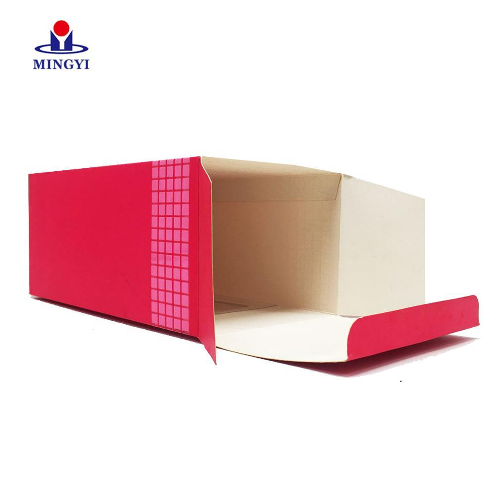 Hair Extension Box Craft Paper Tea Bag Carton T Shirt Lingerie Custom Chocolate Luxury Boite Tissue Small Egg Packaging