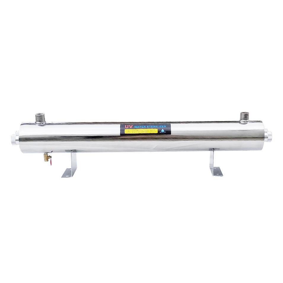 55W drinking water treatment ultraviolet water industrial uv sterilizer