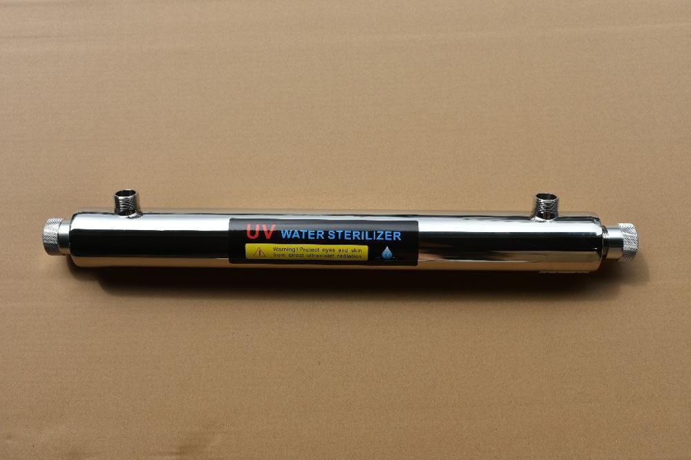 55W water treatment uv system ultraviolet water industrial uv sterilizer