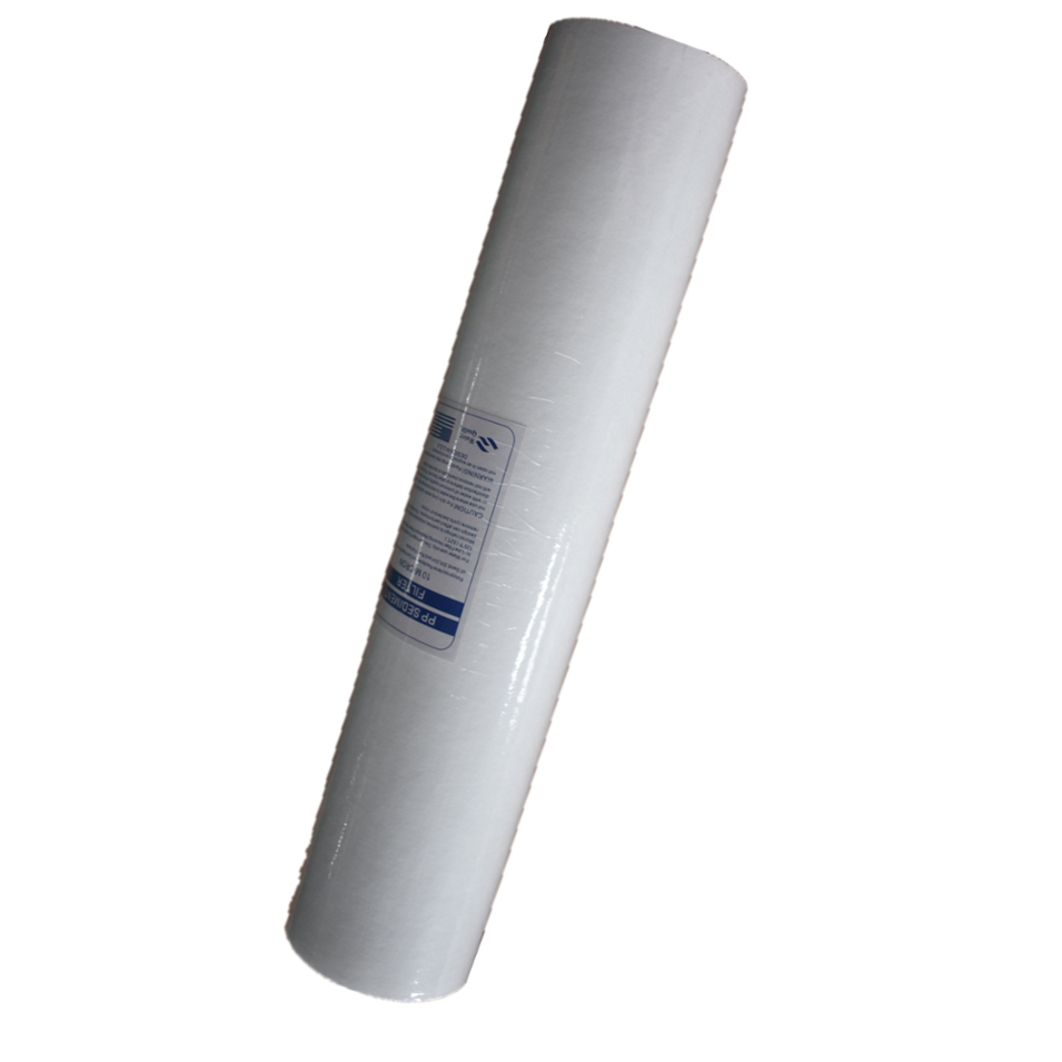 10 Inch PP meltblown Sediment 0.2 micron filter cartridge