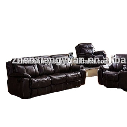 2021 New design luxury home furniture upholstery recliner sofa fabric sofa sets
