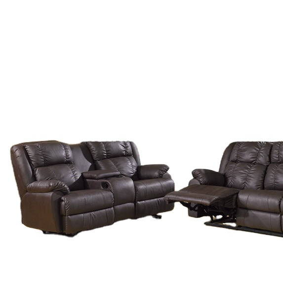 Living room furniture Recliners Microfiber comfortable sofa Upholstered sofa sets
