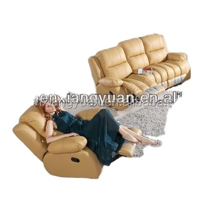 living room furniture sofa reclining sofa Classic and Traditional design motion sofa cum bed