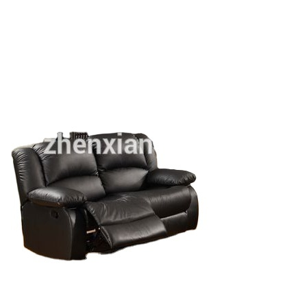 2021 best-selling contemporary pu leather Reclining motion sofa love