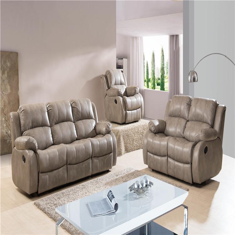 2019modern recliner sofa living room sofa