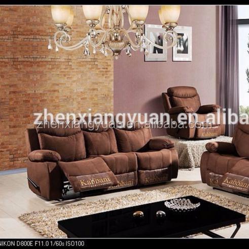 Living room sofas promotion recliner design fabric sofa for sale