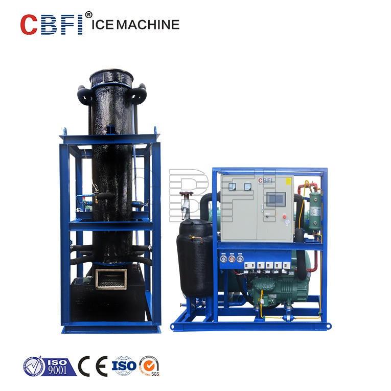 CBFI 15Ton per day tube ice whole sale in South America