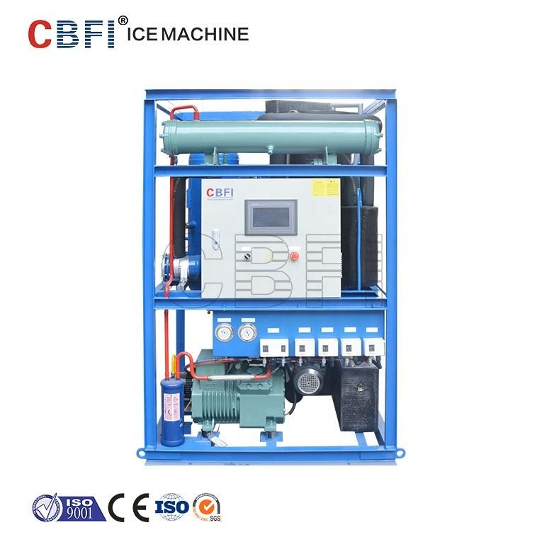 Commercial used Tube Ice Machine Philippines with factory price