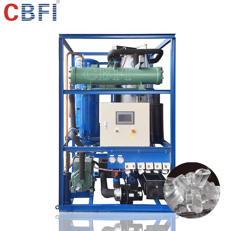 CBFI 1Ton commercial tube ice machine best price