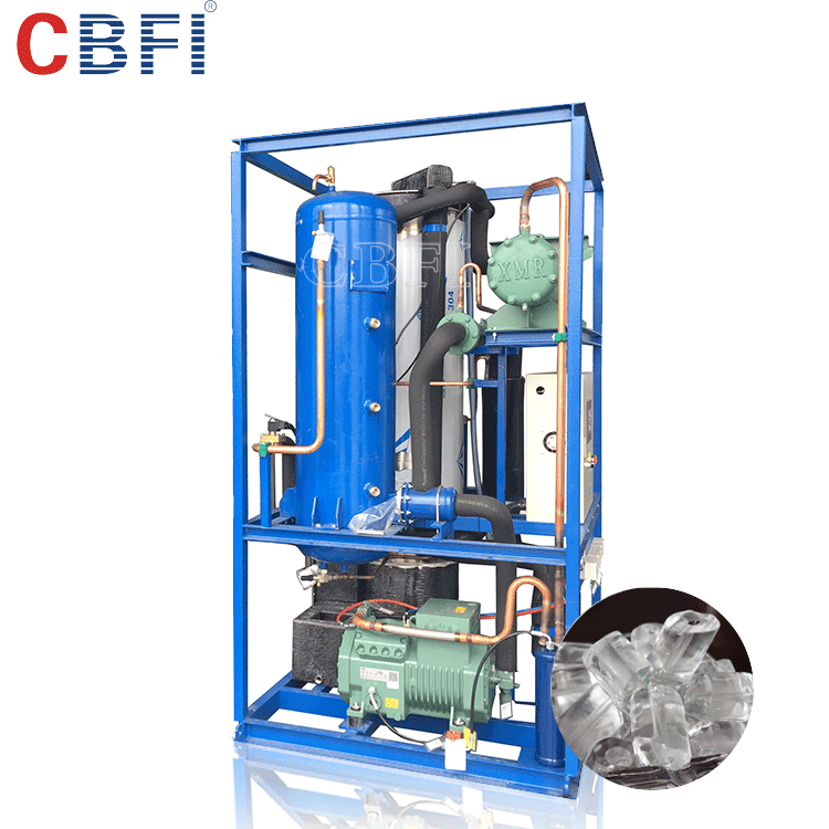 Factory price ice maker for sale high quality 5T tube ice machine ice tube machine manufacturers price