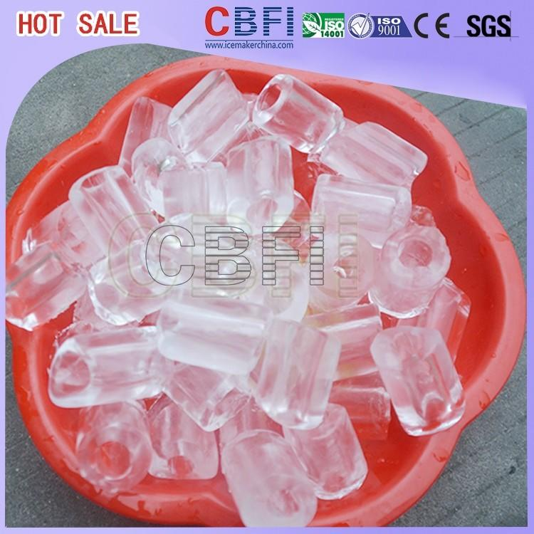 High production 20 tons per day Tube Ice Machine Philippines for cold drinks