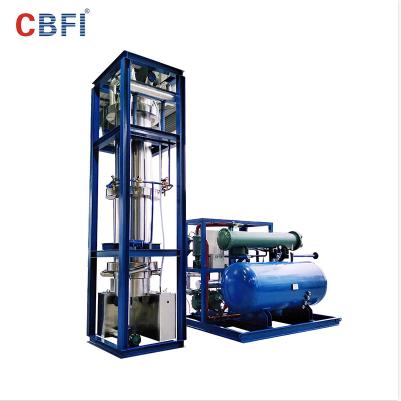 20ton/day transparent ice tube maker machine indonesia