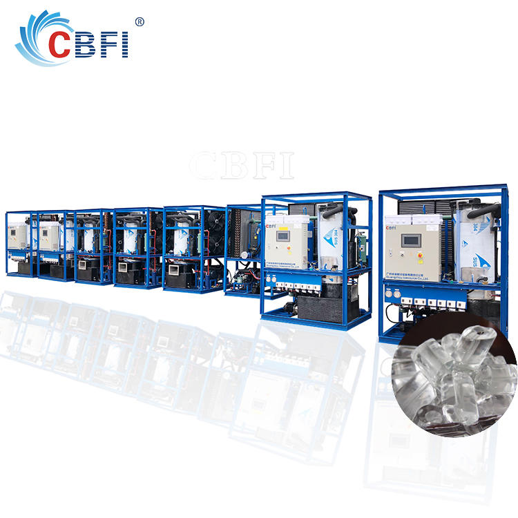 small manufacturing machines for Tube Ice Maker TV10
