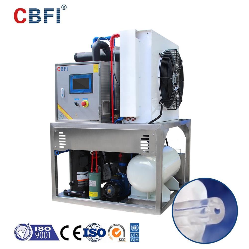 CBFI Commercial 700kgs per day Tube Ice Maker TV7 for sale