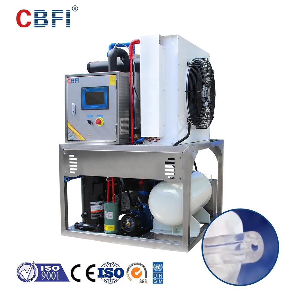 CBFI Commercial 700kgs per day Tube Ice Maker TV7 for sale