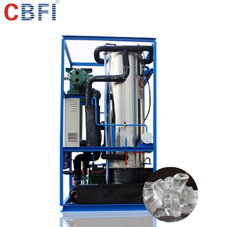 5 tons tube ice machine price TV50 industrial ice making machines