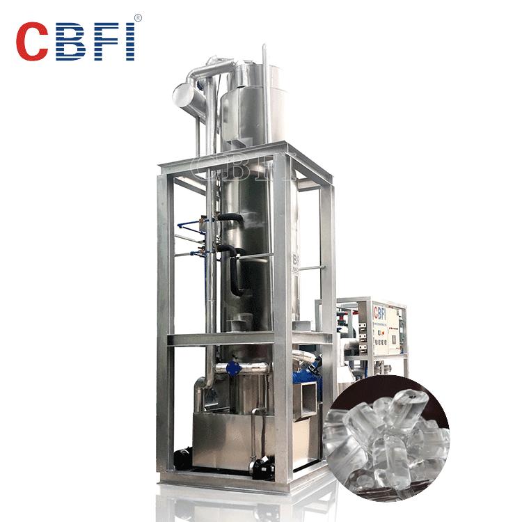 TV300 Tube ice machine for Ice plant