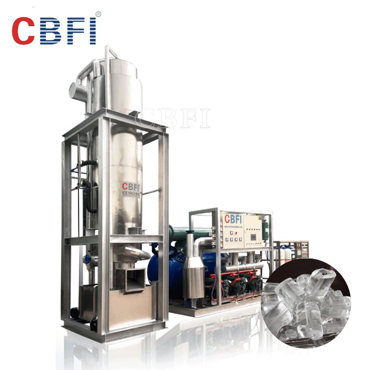 Commercial Tube Ice Machine Price for Myanmar