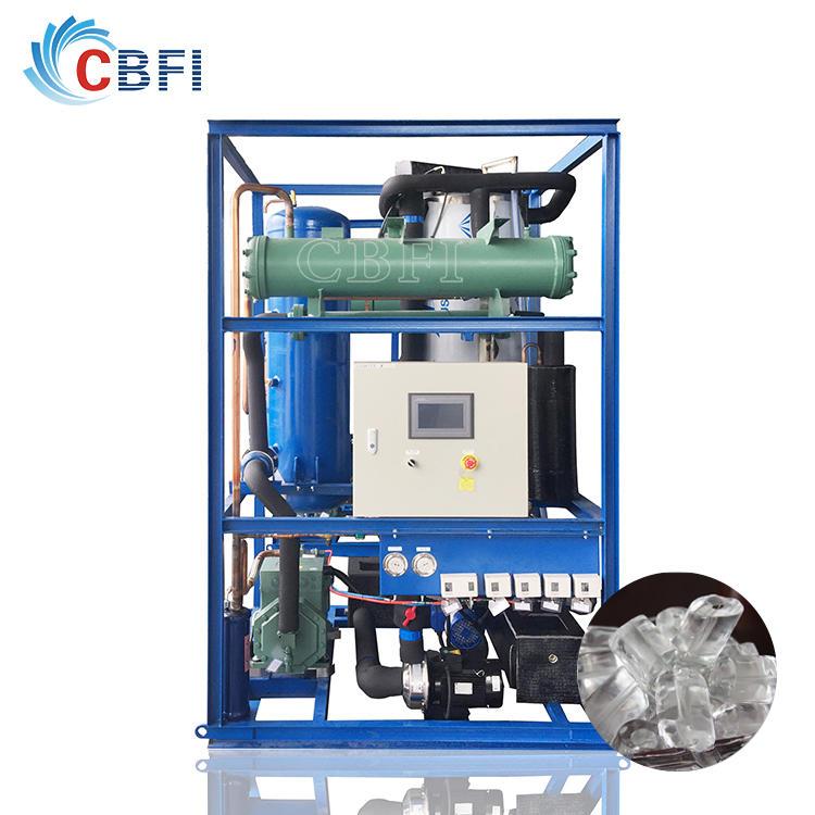CBFI Latest Model Ice Tube Machine Competitive On Sale Price