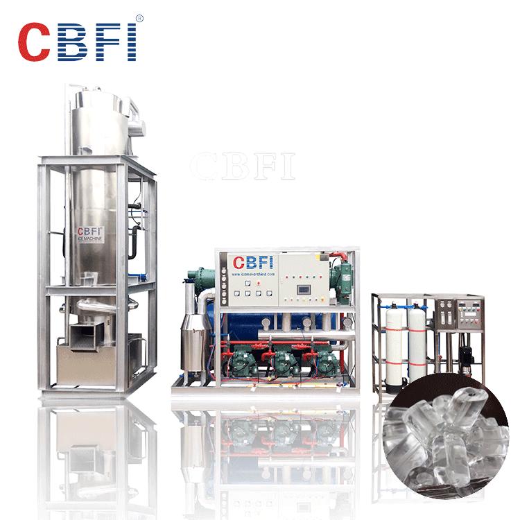 Ice Maker Evaporator Tube Ice Evaporator Tube Ice Machine 30 ton by Freon System