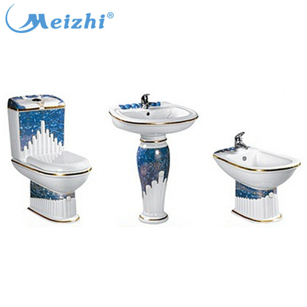Toilet design cera two piece toilet