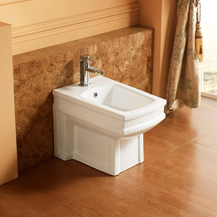 Sanitary Ware bathroom toilet set bidet