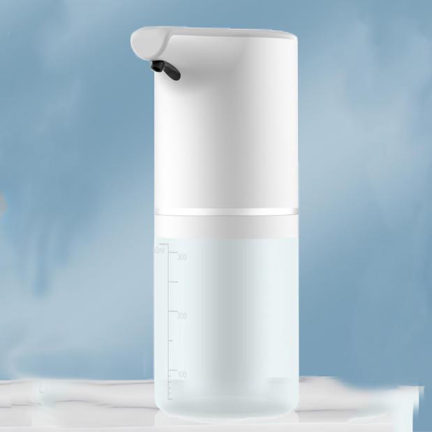 2020 NEW Plastic ABS auto touchless automatic 350ml sensor electric foam hand soap dispenser