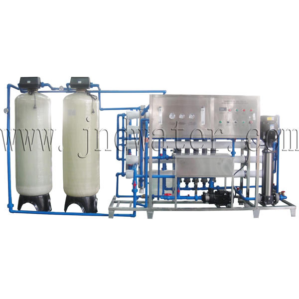 CE Standard Commercial Reverse Osmosis Water Purification Machine RO Plant System