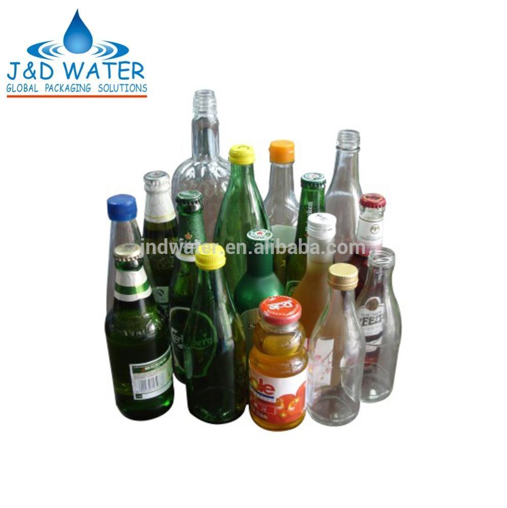 Sticker automatic round bottle labeling machine